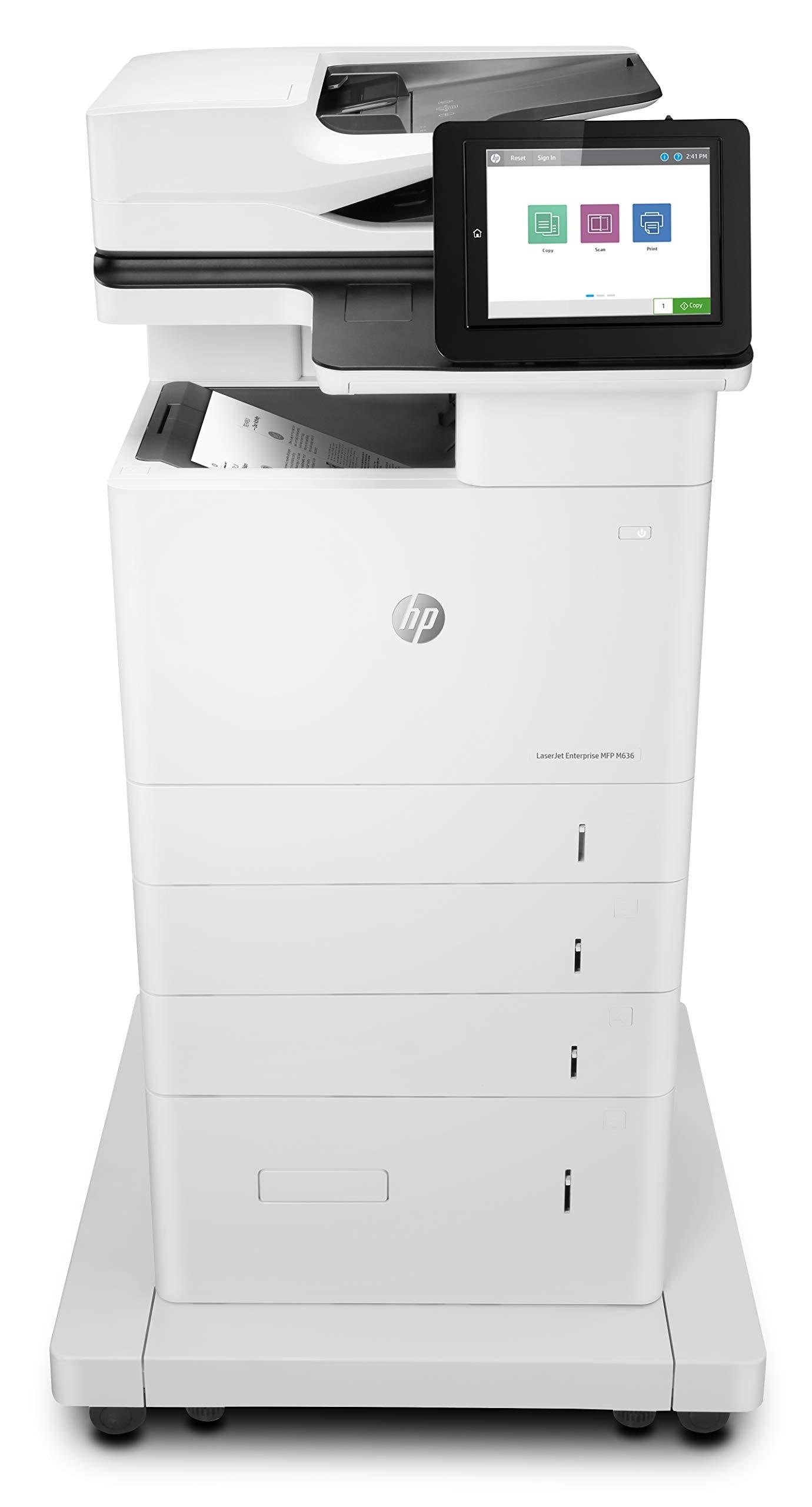 HP LaserJet Enterprise MFP M636