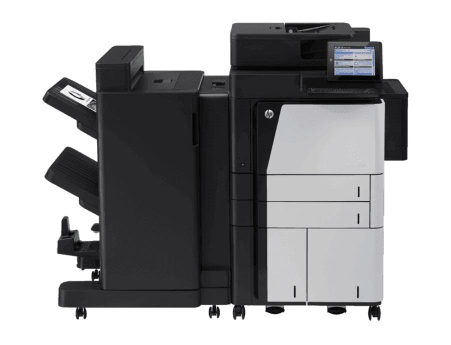 HP LaserJet Managed flow MFP M830