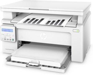 Drukarka HP LaserJet Pro MFP m130nw formaty papieru