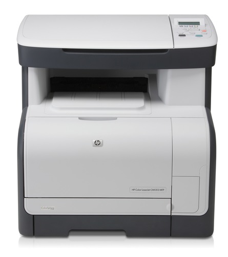 HP Color LaserJet CM1312 MFP