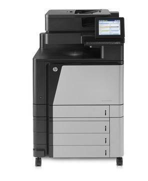HP Color LaserJet Managed Flow MFP M880