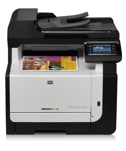 HP LaserJet Pro CM1415 Color