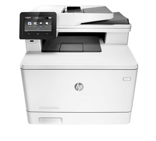 HP Color LaserJet Pro M477