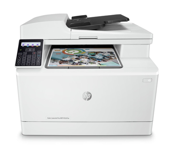 HP Color LaserJet Pro MFP M181