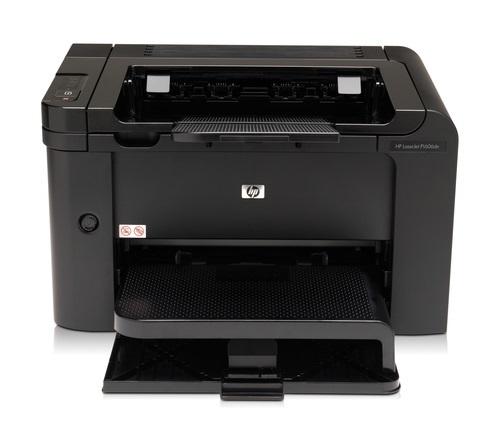 HP LaserJet P1605