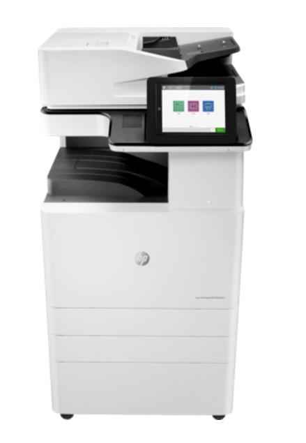 HP LaserJet Managed MFP E82555