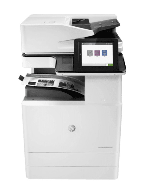 HP LaserJet Managed MFP E82560