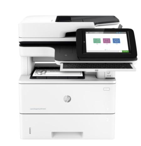 HP LaserJet Managed Flow MFP E52545