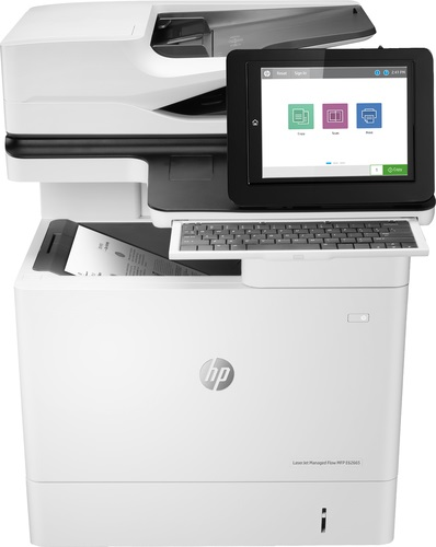 HP LaserJet Managed Flow MFP E62665