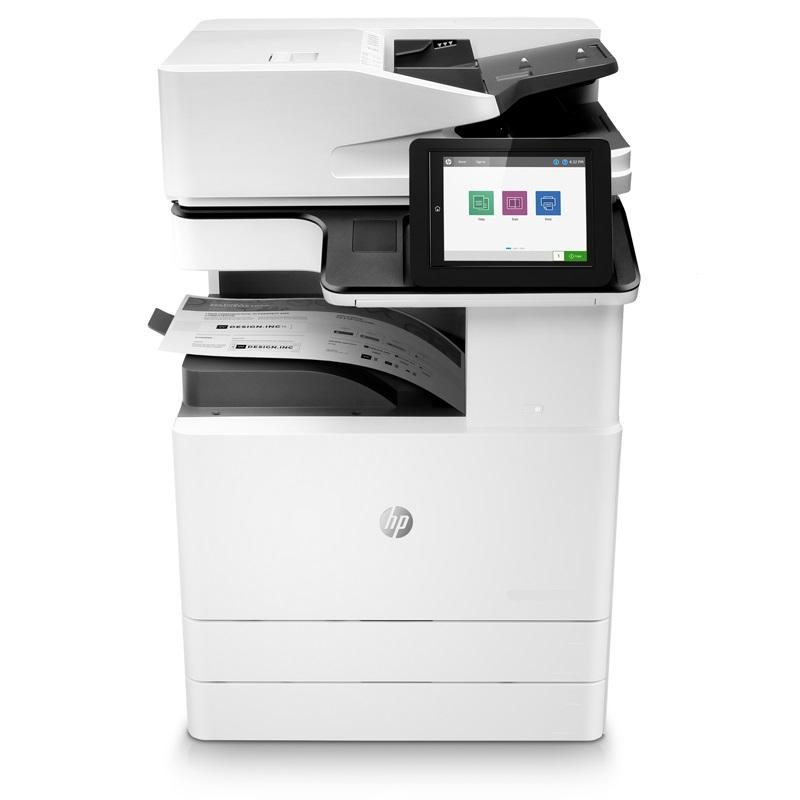 HP LaserJet Managed MFP E72535