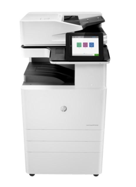 HP LaserJet Managed MFP E82550