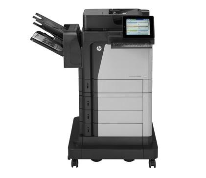 HP LaserJet Managed MFP M630