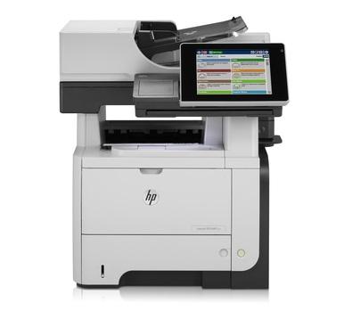 HP LaserJet Managed flow MFP M525cm