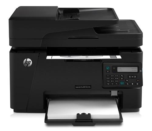 HP LaserJet Pro MFP M127